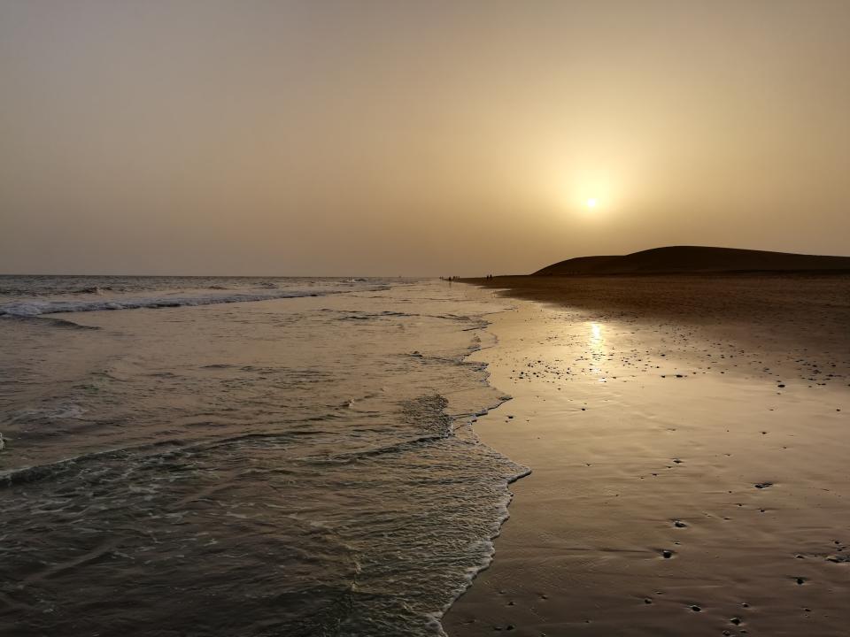 🇪🇸 Sunset in Maspalomas