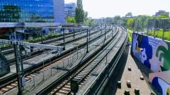 🇳🇱 Railways in Rotterdam