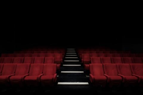 Empty cinema