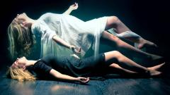 Dusza opuszczająca ciało